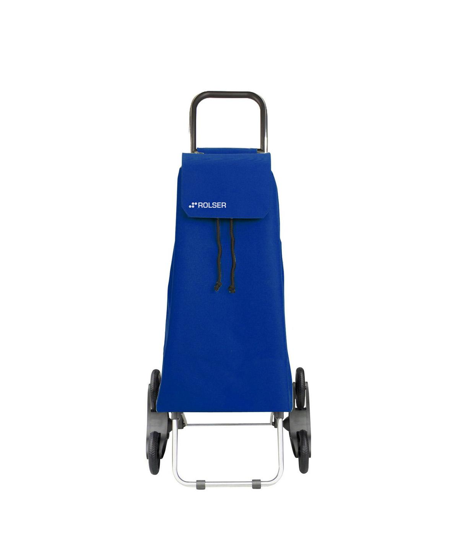 Rolser kicsi bevásárlókocsi, banyatank, húzós kocsi, gurulós táska, gurulós kocsi, összehúzós bevásárlókocsi, összecsukható, lépcsőnjáró, lépcsőző - ökodrogéria